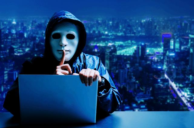 Ladrón de contenido en línea